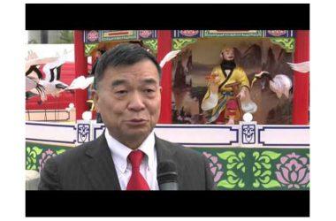 Presidente della Scuderia Ferrari Club Napoli incontra il senatore Giuseppe Zhu