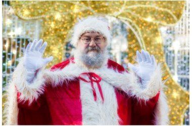 25 e 26 dicembre – BABBO NATALE E il MINI SHOW DEI DINOSAURI al Santa Claus Varca d'Oro Village