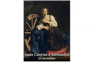 IL SANTO di oggi 25 Novembre – Santa Caterina d'Alessandria