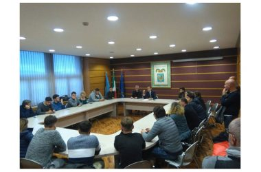 Il Presidente, Giorgio Magliocca, ha incontrato una rappresentanza dei dirigenti scolastici degli Istituti Superiori di Aversa