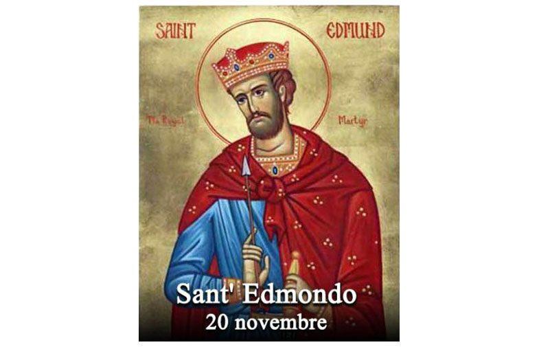 IL SANTO di oggi 20 Novembre – Sant' Edmondo