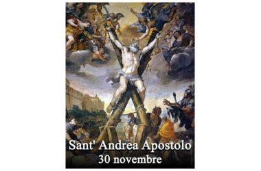 IL SANTO di oggi 30 Novembre – Sant' Andrea