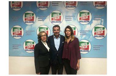 Daniela Dello Buono responsabile pari opportunità di Forza Italia di Caserta