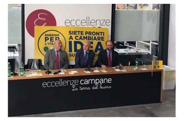 #Megawatt, la sfida di Energie per l'Italia: un progetto liberale alternativa concreta al populismo  e all'astensionismo.