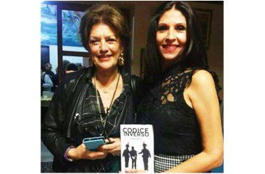 CASAL DI PRINCIPE – Codice inverso, successo per la presentazione del libro di Francesca Nardi