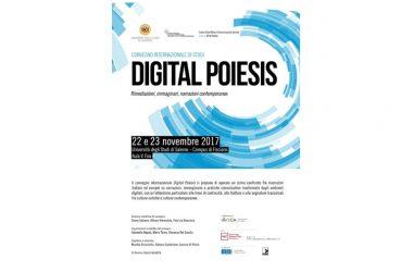 Digital Poiesis, all'Università di Salerno convegno internazionale sulle culture digitali