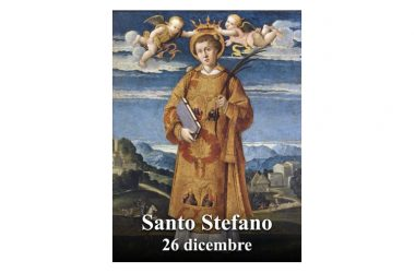 IL SANTO di oggi 26 Dicembre – Santo Stefano