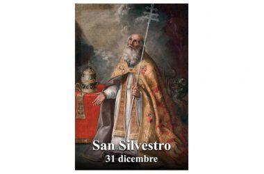 IL SANTO di oggi 31 dicembre – San Silvestro I