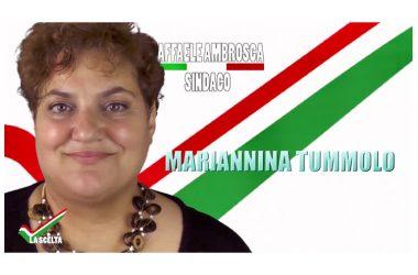 """LA SCELTA: Mariannina Tummolo prende a cuore i temi """"scuola e istruzione""""."""