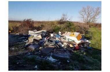 Acerra: abbandono e Smaltimento illecito di rifiuti speciali e pericolosi.