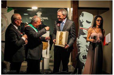 """Premio Istituzionale Regionale Campano  """"VENERE SINUESSANA"""" VIII^ Ed.ne 2017"""