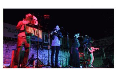 Il 17 dicembre al Mercatino di Natale a Calvi Risorta concerto di musica popolare dei Tamborea