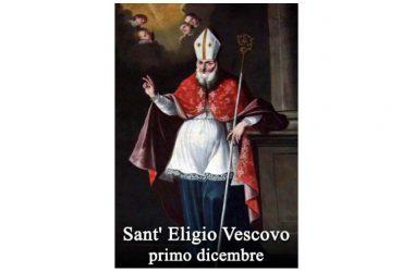 IL SANTO di oggi 1 Dicembre – Sant' Eligio