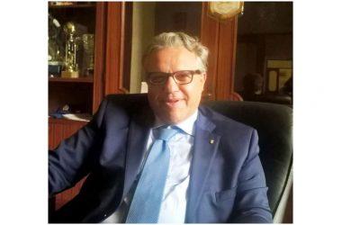 Il messaggio di auguri di fine anno del Commissario Straordinario Felicio De Luca.