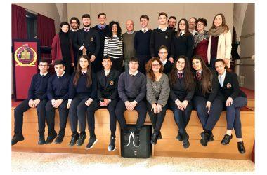 VILLAGGIO DEI RAGAZZI MADDALONI – Letteratura, Teatro e Musica: gli studenti del Villaggio in scena per il Giorno della Memoria