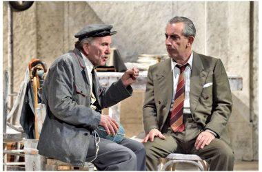 """Domenica 7 gennaio: il debutto in Campania per """"Questi fantasmi!"""" di Eduardo De Filippo, al Teatro Garibaldi di Santa Maria Capua Vetere"""