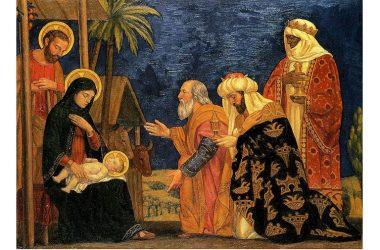 L'epifania nell'omelia di don franco galeone.