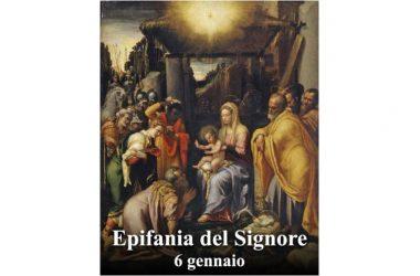 Oggi si festeggia l'Epifania del Signore