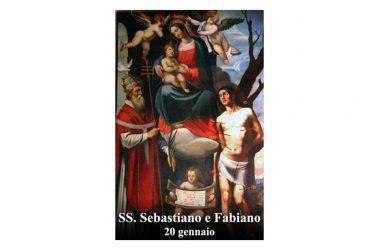 IL SANTO di oggi 20 Gennaio – Santi Sebastiano e Fabiano