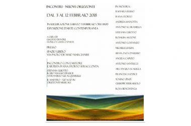 Marcianise, Spazio libero – centro libero ed indipendente di arte contemporanea e i Nuovi Orizzonti