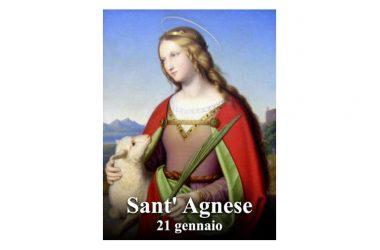 IL SANTO di oggi 21 Gennaio – Sant' Agnese
