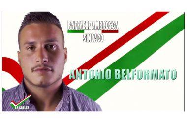 """Antonio Belformato: una """"scelta"""" dinamica"""