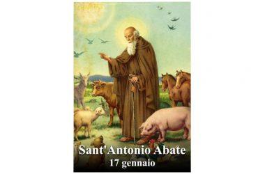 IL SANTO di oggi 17 Gennaio – Sant'Antonio Abate