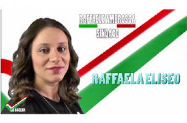 Raffaela Eliseo: ecosostenibilità e rinascita economica, i concetti chiave della candidata della lista civica La Scelta.