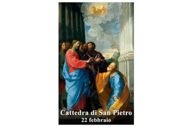IL SANTO di oggi 22 febbraio – Cattedra di San Pietro Apostolo