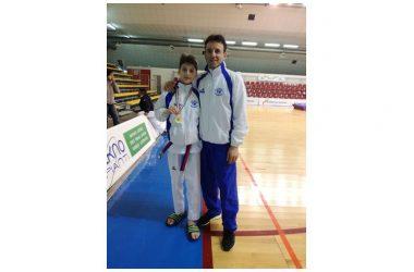 Campionato interregionale Taekwondo Monte di Procida: ancora oro per Caputo