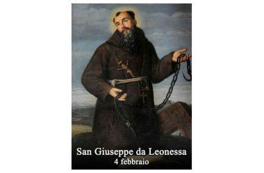 IL SANTO di oggi 4 Febbraio – San Giuseppe da Leonessa