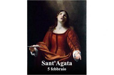 IL SANTO di oggi 5 Febbraio –  Sant' Agata