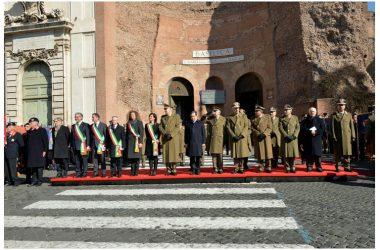 Difesa: Sottosegretario Rossi a sfilata brigata Granatieri, presenza concreta al servizio della comunità