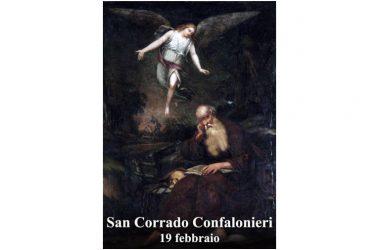 IL SANTO di oggi 19 Febbraio – San Corrado Confalonieri