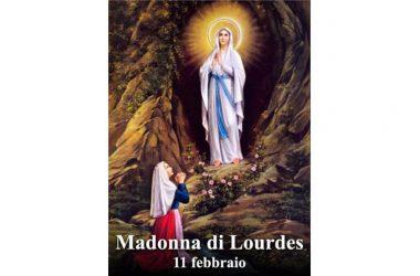 IL SANTO di oggi 11 Febbraio – Beata Vergine Maria di Lourdes