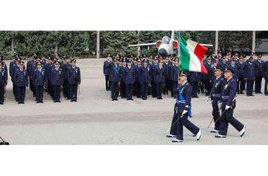 SCUOLA SPECIALISTI A.M. – CASERTA. Cerimonia per il Cambio di Comando della Scuola Specialisti