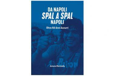 LIBRI, GIOVEDI' 01/03 A CASERTA' PRESENTAZIONE 'DA NAPOLI-SPAL A SPAL-NAPOLI'