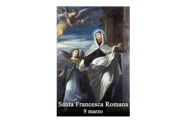 LA SANTA di oggi 9 Marzo – Santa Francesca Romana