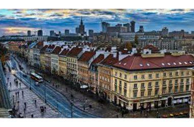Week end a Varsavia
