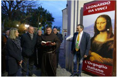 Leonardo Da Vinci, l'orgoglio italiano è in mostra a Sorrento fino al 5 novembre 2018