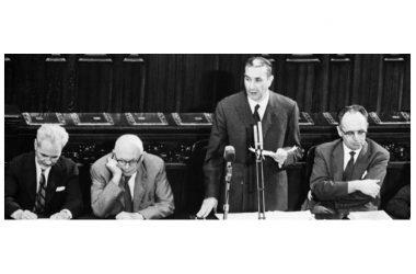 """""""Aldo Moro, i terroristi parte di un gioco più grande di loro"""". Così le potenze Nato volevano sbarazzarsene. Prima delle Br"""