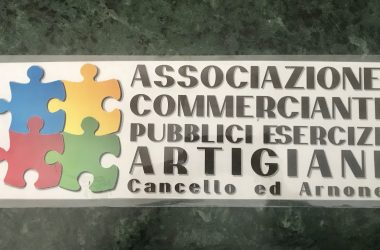 Comunicato stampa Associazione Commercianti, Artigiani e Pubblici Esercizi di Cancello ed Arnone.