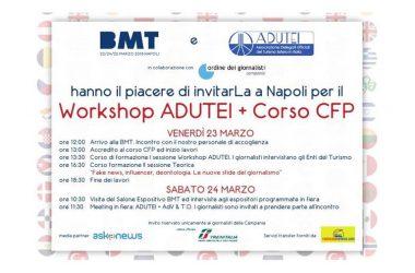Corso di formazione in collaborazione con l'OdG della Campania sul tema delle fake news