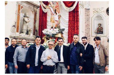 Festa di San Giorgio Martire entra nel vivo: tutto pronto per la ricorrenza tanto attesa dai ducentesi