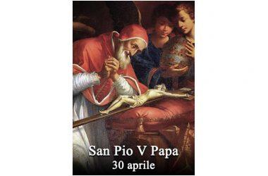 IL SANTO di oggi 30 Aprile – San Pio V