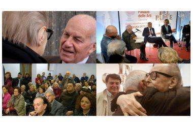 CAPODRISE . Bertinotti e Nogaro sulla società senza padri: «Ribelliamoci alla disperazione»