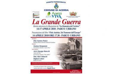 Evento: ACERRA E LA PRIMA GUERRA MONDIALE