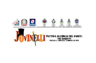 XIII FESTIVAL JOVINELLI SPECIALE TOTO' – CONFERENZA STAMPA DI PRESENTAZIONE DEL CARTELLONE DI EVENTI