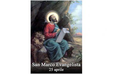 IL SANTO di oggi 25 Aprile – San Marco Evangelista