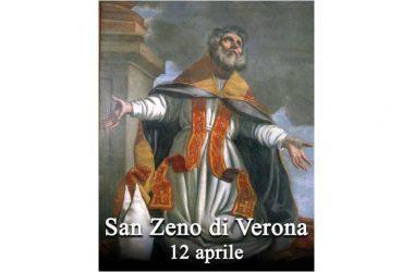 IL SANTO di oggi 12 Aprile – San Zeno di Verona